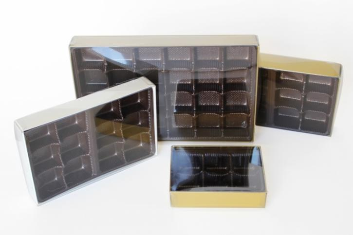 Transparent Packaging and Retail Display