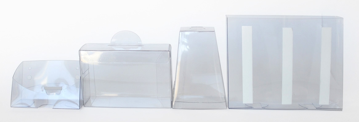 custom transparent packaging