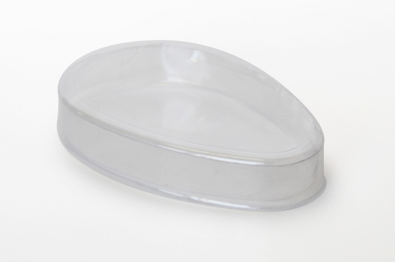 clear product packaging